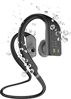 JBL ENDURDIVEBLK Endurance Dive Waterproof Wireless In-Ear Sport Headphones - Black (Pack of1)