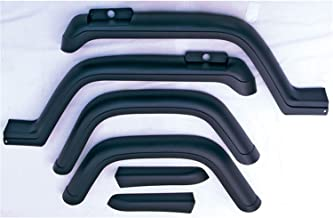 Rugged Ridge 11602.01 Factory Style Fender Flare Kit - 6 Pieces