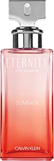 Calvin Klein Eternity Summer 2020 Eau de Parfum for Women, 3.4 fl. oz.