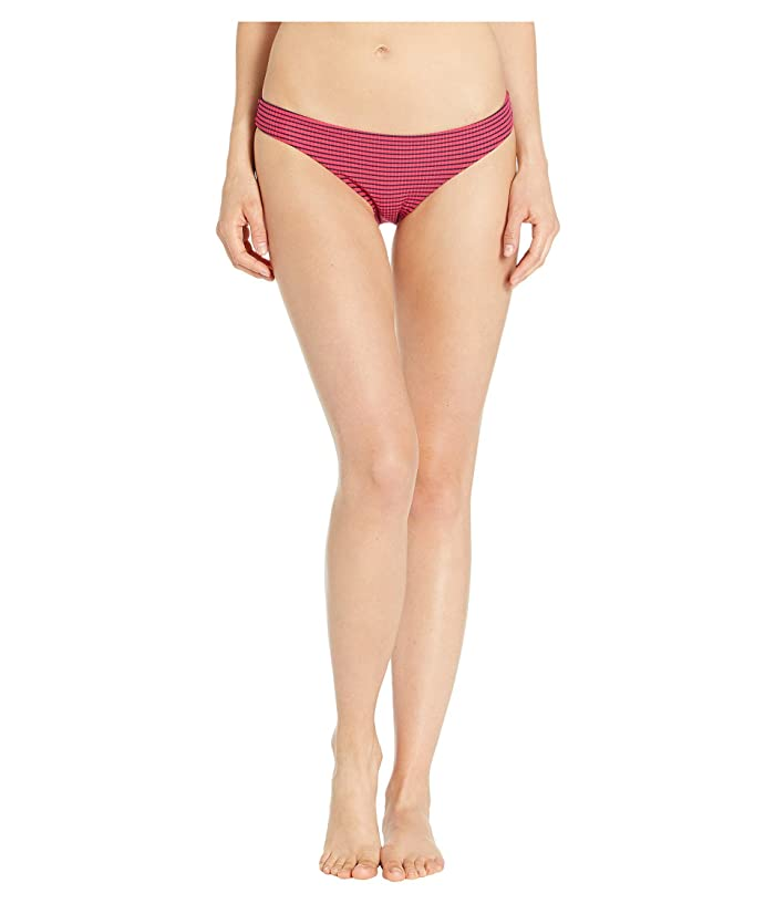 Seafolly Go Overboard Hipster Bikini Bottoms (Persian Pink) Women