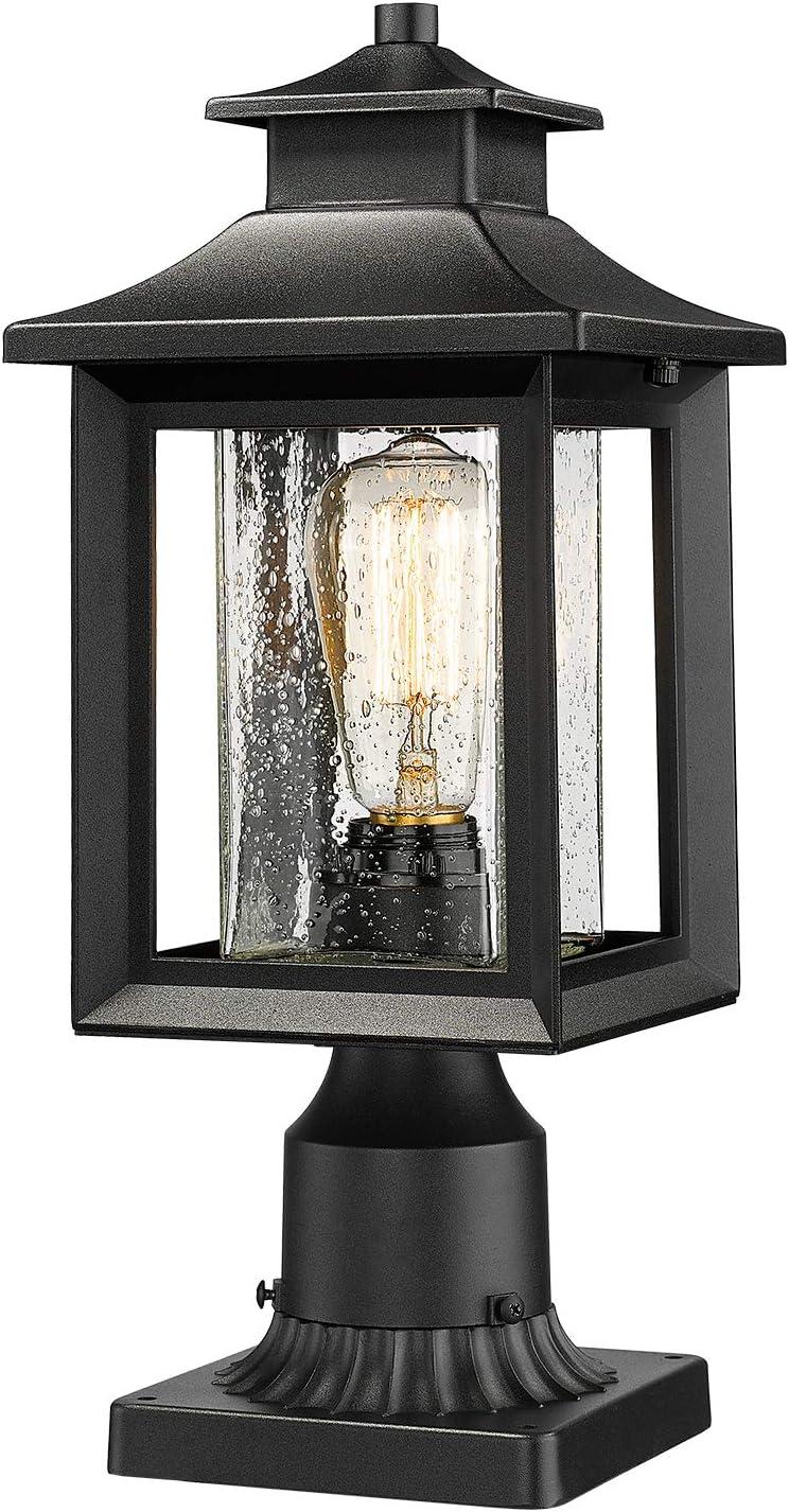 Outdoor Post Light Lowest price challenge Fixture 17.3