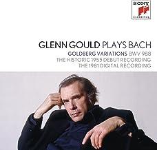 Bach,J.S: Goldberg Variations (1955 & 1981)