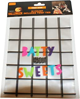 Batty About Sweets Halloween Treat Bags