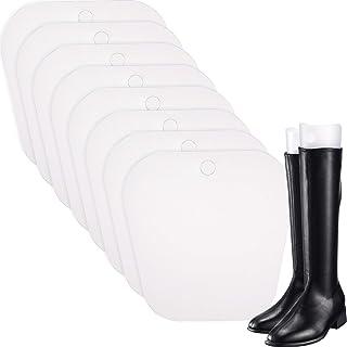 YUEMING 4 Paia Stivali Supporti Inserti di Forma 12//16 di Pollice Riutilizzabili Boot Shaper,Stivali Supporti per Donne e Uomini Mantiene Gli Stivali Dritti e Impedisce Loro Cedimenti Rughe