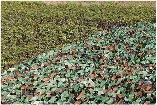 SJIAWZW Oxford rot de Camuflaje para Acampar Bosque Oculto Caza Camuflaje Carpa Halloween Decoración de Navidad (Tamaño   9  10m)
