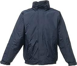 Regatta Professional Mens Classic Zip Up Bomber Jacket (XL) (Navy)