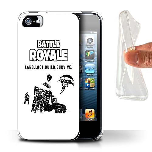 wholesale dealer c7624 c52da iPhone 5S Fortnite Cases: Amazon.com
