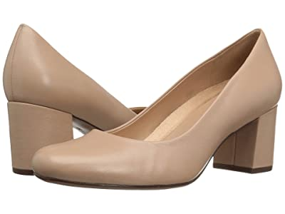 Naturalizer Whitney (Tender Taupe Leather) High Heels