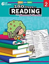 180 Days of Reading: Grade 2 - Daily Reading Workbook for Classroom and Home, Reading Comprehension and Phonics Practice, ...