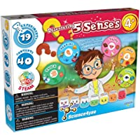 Deals on PlayMonster Science4you 5 Senses 19 Engaging Experiments
