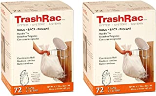 Best sunbeam trashrac 5 gallon bags Reviews