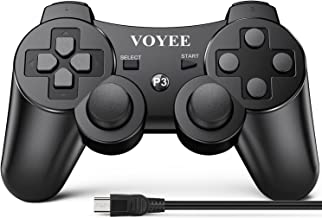 VOYEE Wireless Controller Compatible with Playstation 3...