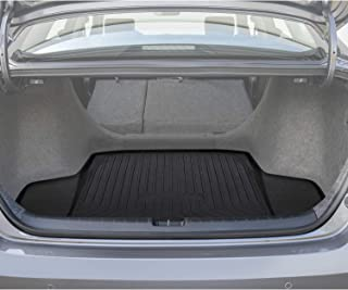 Danti Cargo Liner Rear Cargo Tray Trunk Floor Mat Protector for 2018 2019 Honda Accord Sedan,Sport, Touring, Hybrid EX, EX-L All Model