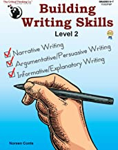 Building Writing Skills Level 2 - Using a 5-Step Writing Process to Teach Writing (Grades 6-7)