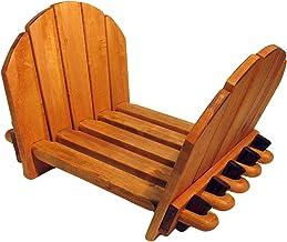 product image for J.K. Adams Adirondack Log Rack, Maple