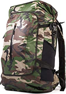 Aqua Quest Riparia Waterproof Backpack 45L Dry Bag - Black, Blue, Grey & Camo