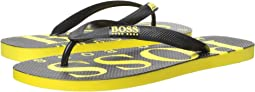 BOSS Hugo Boss - Wave Thong Sandal By Boss Green