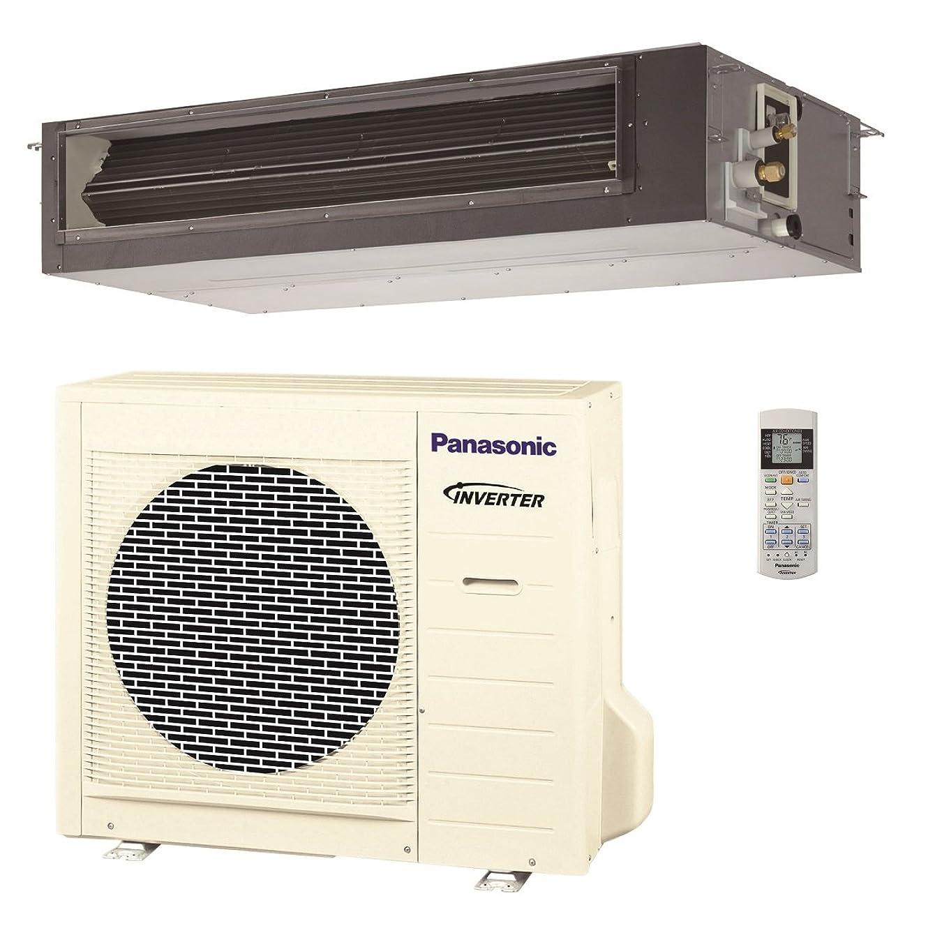 Panasonic Air Conditioning/Heating System, 18,000 BTU, 2 Piece