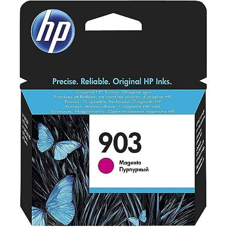 Hp 903 Original Druckerpatrone Magenta Für Hp Officejet 6950 Hp Officejet Pro 6960 6970 Bürobedarf Schreibwaren