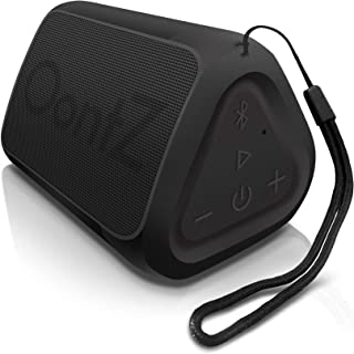 OontZ Angle Solo Portable Bluetooth Speaker, Compact Size, Surprisingly Loud and Rich Bass, 100 Ft Wireless Range, IPX-5, ...