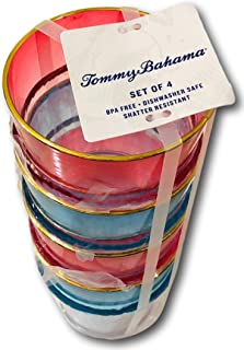 tommy bahama drinking glasses