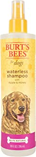 Burt's Bees for Dogs Natural Waterless Shampoo Spray with Apple and Honey | Puppy and Dog Spray,
