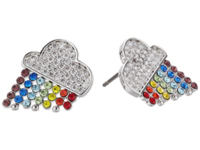 Kate Spade New York Into The Sky Rainbow Studs Earrings (Multi) Earring