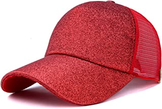 Best red glitter hat Reviews