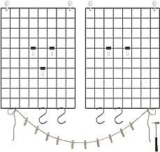 SONGMICS Photo Grid Wall, 16.5
