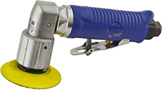 """Air Angle Sander Grinder Polisher Sanding and 100pack mixed discs 3/"""" 75mm"""