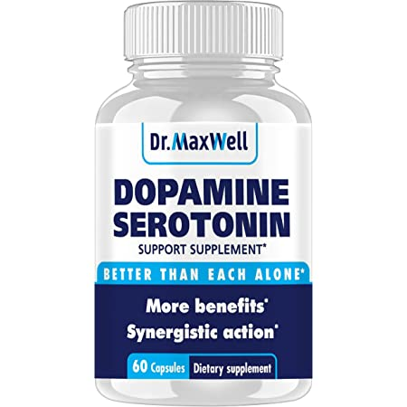 New Serotonin and Dopamine Supplements, Better Than Dopamine or Serotonin Only as Increasing Only One of Them Will Lower The Other, Disrupting Their Balance. Mucuna Pruriens, 5-HTP, Magnesium & More