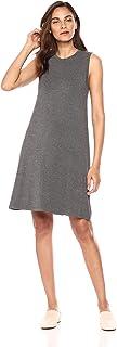 Daily Ritual Amazon Brand Women's Jersey Muscle Swing Dress