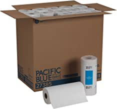 Pacific Blue Select 2-Ply Perforated Paper Towel Rolls by Georgia-Pacific Pro, 85 Sheets Per Roll, 30 Rolls Per Case