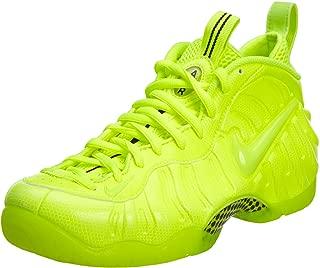 Nike Men's Air Foamposite Pro Volt/Volt/Black Basketball Shoe 9.5 Men US