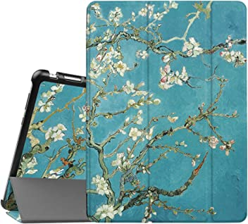 """Bianco Ultra Sottile Di Peso Leggero Tri-Fold Smart Case Cover Protettiva Con Funzione Sleep//Wake per Huawei Mediapad M3 Lite 10/"""" Tablet Fintie Huawei Mediapad M3 Lite 10 Custodia"""