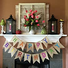 Best bunting birthday banner Reviews