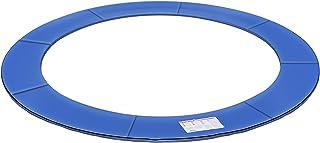 KIDUKU® randafdekking voor trampoline | Ø 244 cm 305 cm 366 cm 427 cm | slijtvast | 100% uv-bestendig verenafdekking randb...
