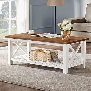 farmhouse x coffee table
