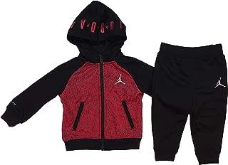 Jordan Boy`s Zip Hoodie and Pant Set