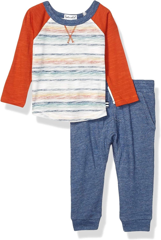 Splendid baby-boys Long Sleeve Pant Set