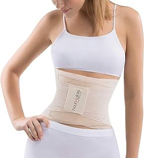 Slim Abs Women's Waist Trainer Corset Vest – Slimming Faja Body Shaper for Women
