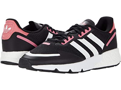 adidas Originals ZX 1K Boost (Core Black/Footwear White/Hazy Rose) Women