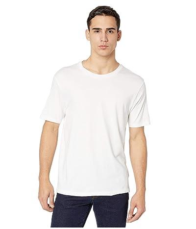 Alternative Heavy Wash Jersey Outsider Tee (White) Men