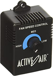 ACTIVE AIR ACSC Duct Speed Adjuster Fan Controler, Stainless Steel