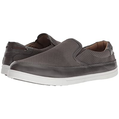 Deer Stags Harrison (Grey Simulated Leather) Men