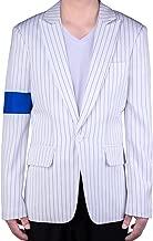 MJB2C - Smooth Criminal Costume Armband Suit Jacket