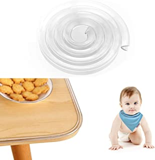 Corner Guards, Clear Furniture Edge Guard Bumper Strip Baby Proofing 3ft(1m) for Cabinets,Tables,Household Appliances,etc