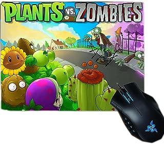 E.a@market Customized Creative Natural Rubber Mouse Pad Computer Mouse Pad Plants Vs Zombies (Plants Vs Zombies-1)