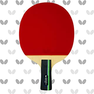 Butterfly Unisex-Adult Butterfly RDJ CS1 Ping Pong Paddle – ITTF Approved Ping Pong Racket – Chinese Penhold Table Tennis ...