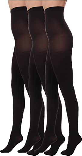 43d458931a6 Plush Fleece-Lined Full Foot Tights at Zappos.com